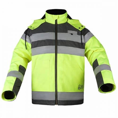 Sherpa Lined Work Jacket