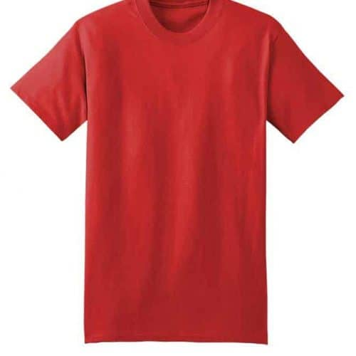 Beefy T Red Shirt