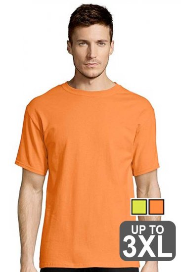 Hanes Tagless Safety Shirt
