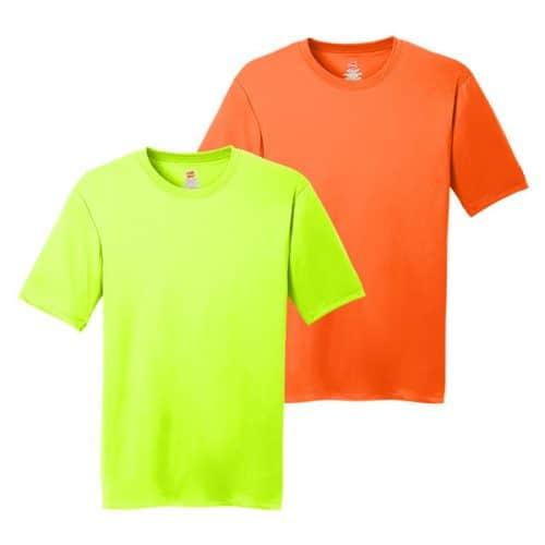 Hanes Safety Shirt