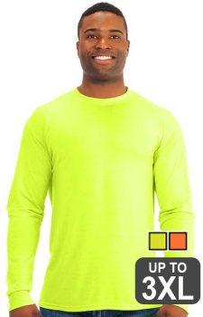 Jerzees Dri-Power Sport Long Sleeve Shirt