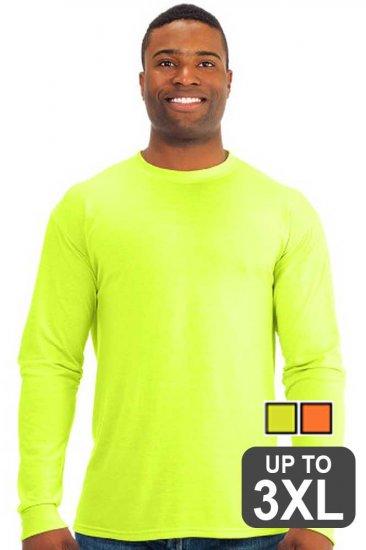 Long Sleeve Safety Shirt