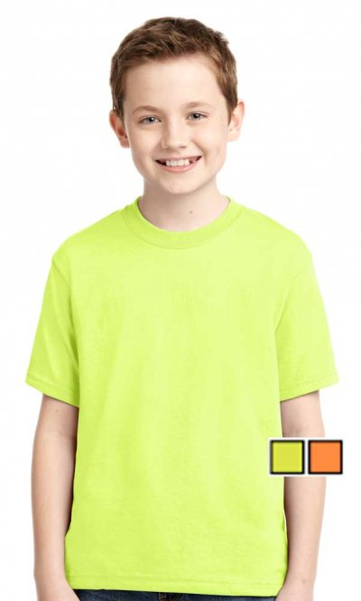 Jerzees Youth Safety T-Shirt