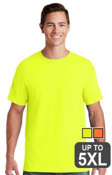 Dri-Power 50/50 Jerzees Safety Shirts