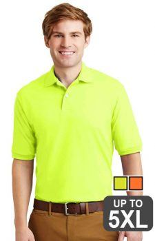 Jerzees Safety Polo
