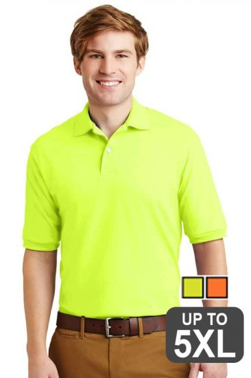 Jerzees Safety Polo Shirt