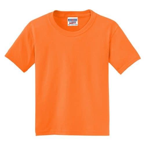 Safety Orange Shirt Youth Size