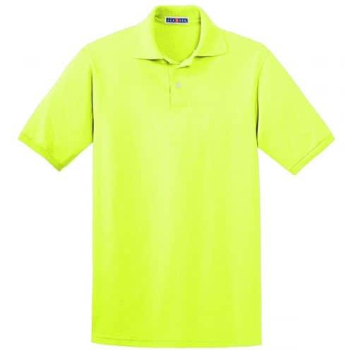 Safety Green Polo