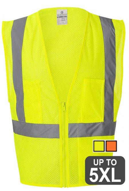 Kishigo 1085 Safety Vest