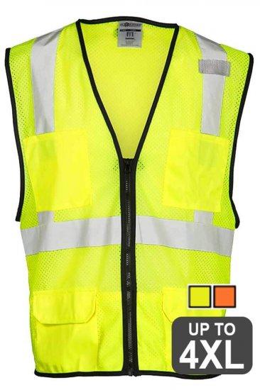 Kishigo 1191 Safety Vest