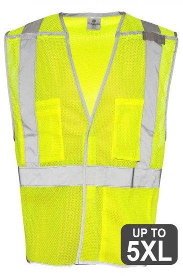 Kishigo 1505 Safety Vest