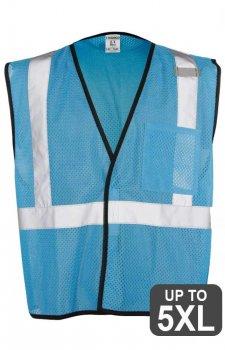 ML Kishigo Electric Blue Non-ANSI Vest