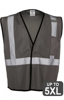 ML Kishigo Grey Non-ANSI Vest