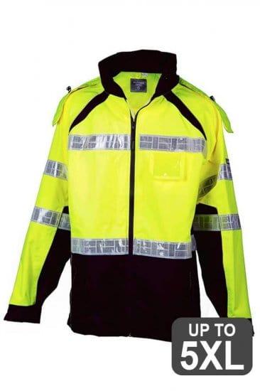 Kishigo Safety Rainwear Jacket