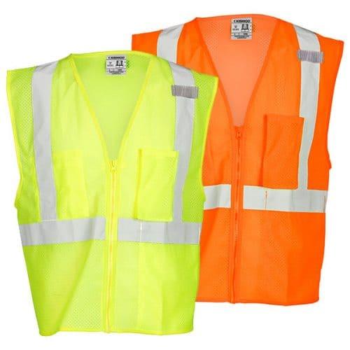 Kishigo Class 2 Safety Vest