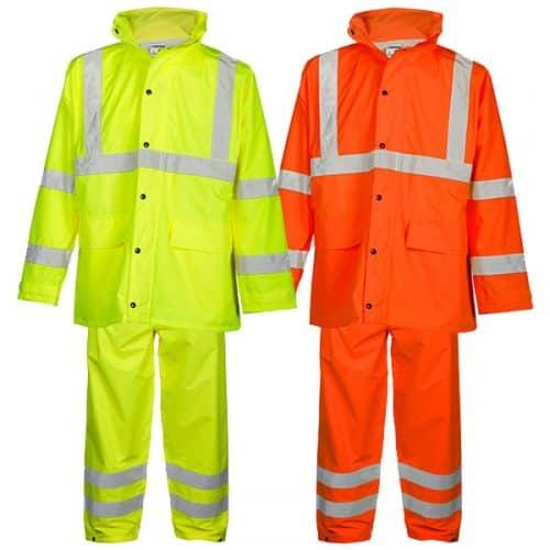 Kishigo Safety Rainsuit