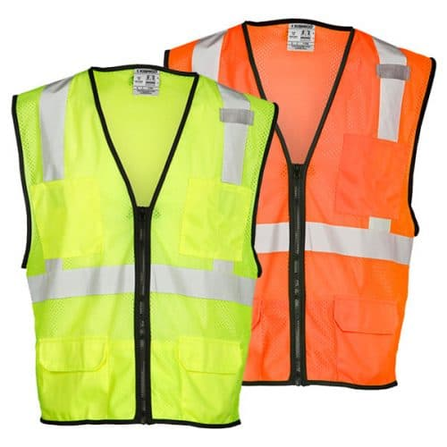 Kishigo Economy Safety Vest