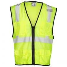 Kishigo Economy Safety Green Vest