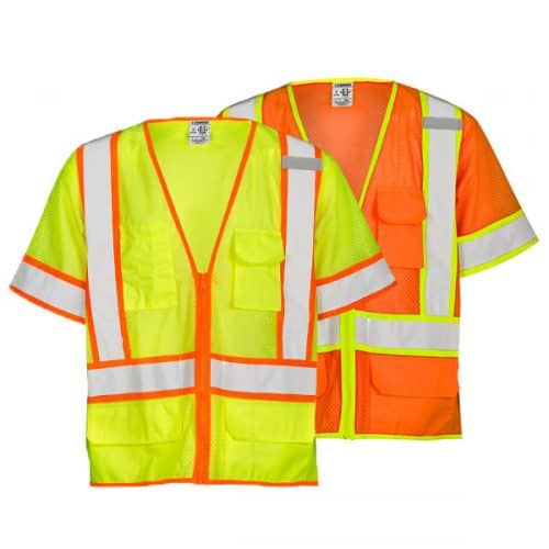 Kishigo Ultra Cool Surveyors Vest