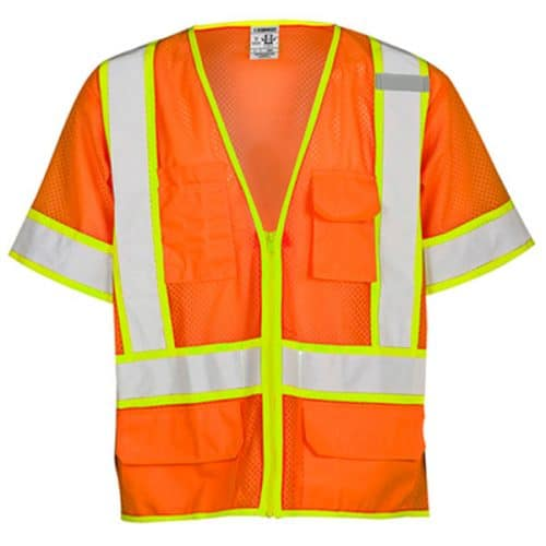 Kishigo Ultra Cool Mesh Surveyors Vest