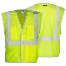 Kishigo Brilliant Series Breakaway Vest