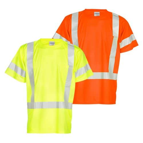 Kishigo Short Sleeve Class 3 Safety Shirt