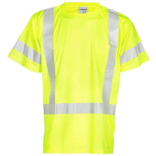 Safety Green Kishigo Class 3 Shirt