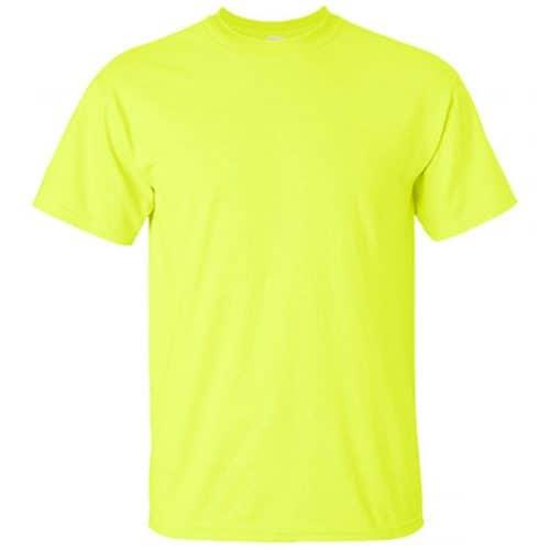 Kishigo Cotton Safety Green Shirt
