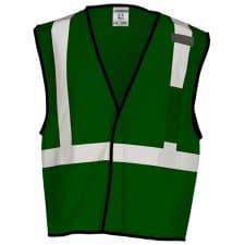 ML Kishigo Green Non-ANSI Vest