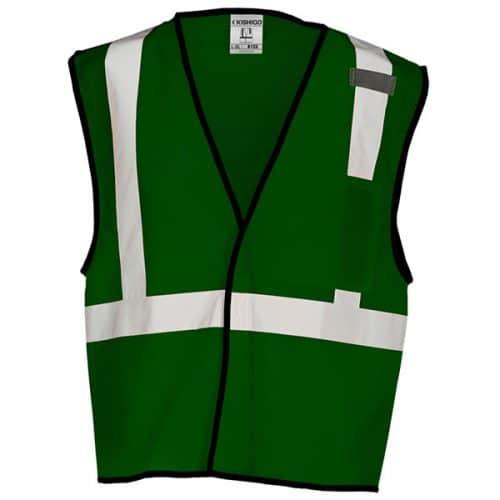 Green Non-ANSI Safety Vest