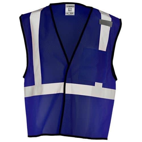 Navy Blue Non-ANSI Safety Vest