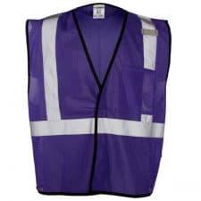 ML Kishigo Purple Non-ANSI Vest