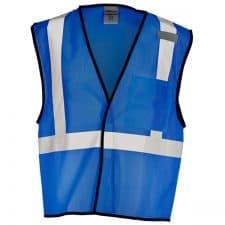 ML Kishigo Royal Blue Non-ANSI Vest
