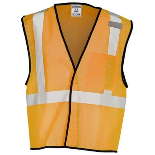 Yellow Non-ANSI Safety Vest