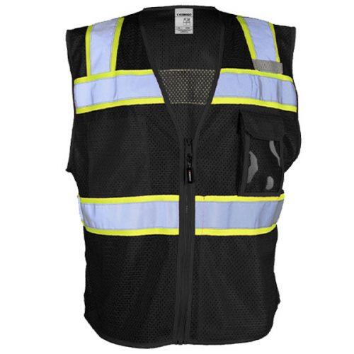 Kishigo Non-ANSI Black Vest