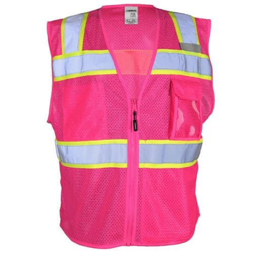Non-ANSI Pink Vest