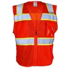 Red Non ANSI Vest
