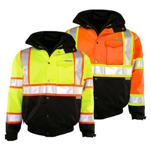 Kishigo Safety Bomber Jackets