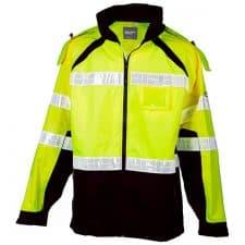 Kishigo Class 3 Rainwear Safety Jacket