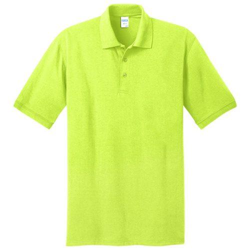 Safety Green Polo Shirt