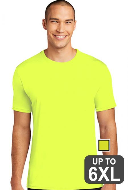 Performance Dry Fit Safety Shirt