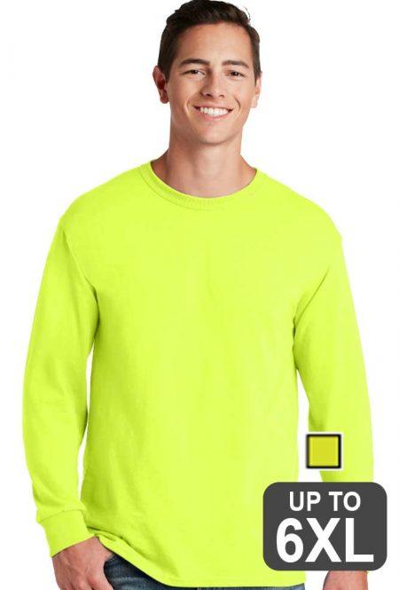 Long Sleeve Performance Safety Shirt