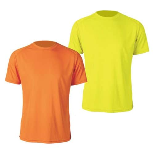 Paragon Moisture Wicking Dry Fit Safety Shirts