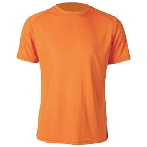 Paragon Safety Orange Dry Fit Shirt
