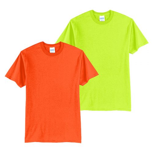 POrt and Company Safety Shirts
