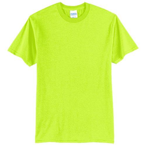 Safety Green Tall Shirt