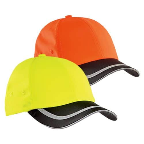 Safety Caps with black visor