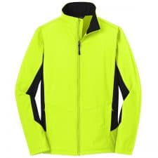 Port Authority Core Colorblock Soft Shell Safety Jacket