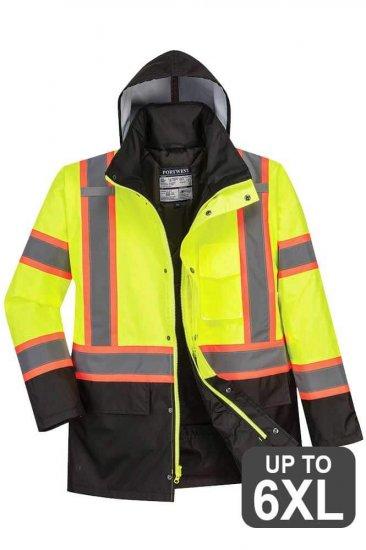 Safety Traffic Jacket
