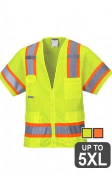 Portwest Aurora Class 3 Hi-Vis Safety Vest
